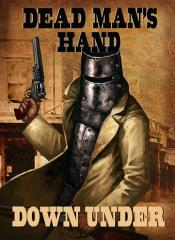 Dead Man's Hand Down Under Rulebook w/Cards