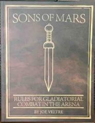 Sons of Mars - Rulebook