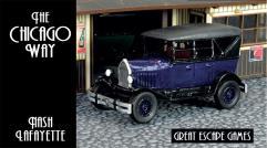 Vehicle - Nash Lafayette