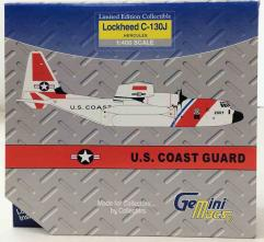 Lockheed C-130J - Hercules, U.S. Coast Guard
