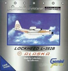 Lockheed L-382B - Golden Nugget, Alaska