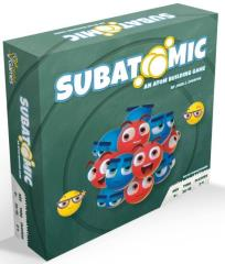 Subatomic - An Atom Building Game