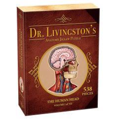 Dr. Livingston - Human Head