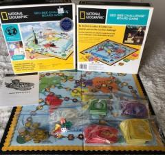 Geo Bee Challenge Board Game