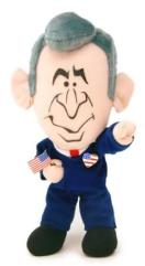 George Bush Anime Plush