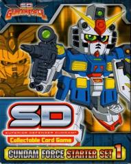 SD Gundam Force Starter Set #1