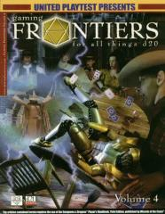 Gaming Frontiers #4