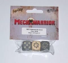 Clan Wolf Dice Set (3)