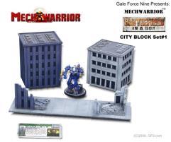 City Block & Ruins