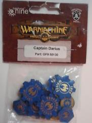 Captain Darius