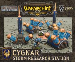 Cygnar - Storm Research Station