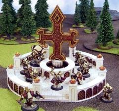 Protectorate of Menoth - Altar of Flame