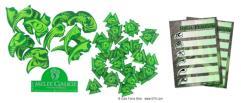 Token Set - Druidic Green