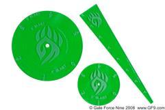Template Set - Druidic Green