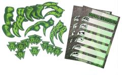Booster Set - Druidic Green