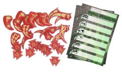 Booster Set - Scornful Crimson
