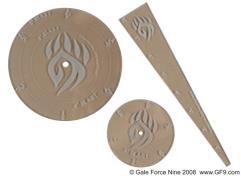 Template Set - Tribal Bronze