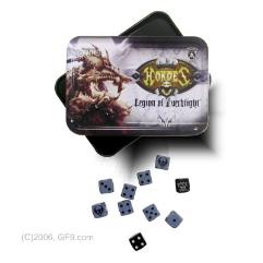 Legion of Everblight Dice Set w/Carrying Tin