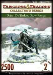 Drizzt Do'Urden - Drow Ranger (Limited Edition)