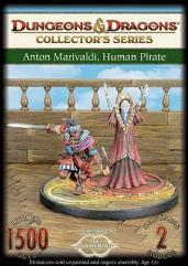 Anton Marivaldi & Human Pirate (Limited Edition)