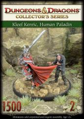 Kleef Kenric, Human Paladin (Limited Edition)