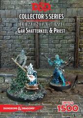 Gar Shatterkeel & Priest (Limited Edition)