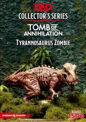 Tyrannosaurus Zombie (Limited Edition)