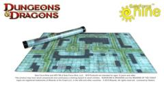 "30"" x 20"" Vinyl Game Mat - Ratfang Sewers"