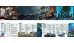 Dungeon Master's Screen - Ghosts of Saltmarsh