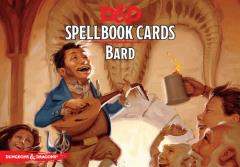 Spellbook Cards - Bard (1st Edition, 2nd Printing)