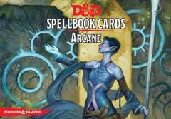 Spellbook Cards - Arcane (1st Edition, 2nd Printing)