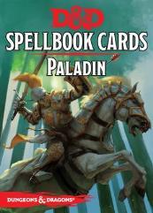 Spellbook Cards - Paladin (1st Edition)
