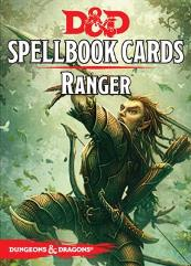 Spellbook Cards - Ranger (1st Edition)