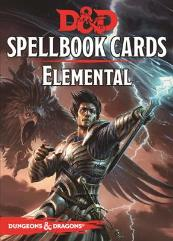 Spellbook Cards - Elemental (1st Edition)
