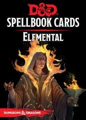 Spellbook Cards - Elemental (2nd Edition)