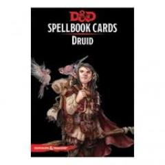 Spellbook Cards - Druid (2nd Edition)