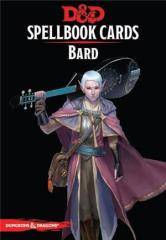 Spellbook Cards - Bard (2nd Edition)