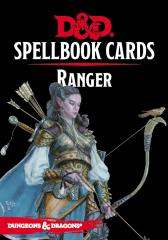 Spellbook Cards - Ranger (2nd Edition)