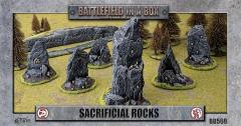 Sacrificial Rocks