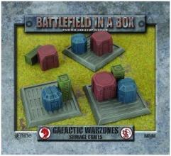 Galactic Warzones - Storage Crates