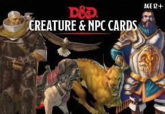 Creatures & NPC Cards