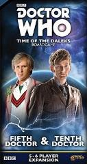 Doctor Who - Time of the Daleks, Fifth & Tenth Doctor Expansion
