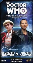 Doctor Who - Time of the Daleks. Seventh & Ninth Doctor Expansion
