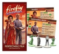 Firefly Adventures - Respectable Folk Expansion
