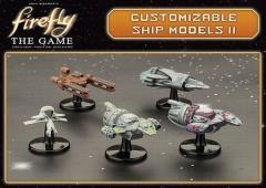 Customizable Ship Models II