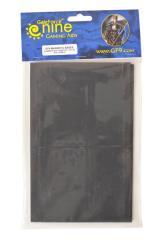 "5"" X 8"" Rubber Steel Sheets (3)"