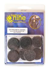 25mm Round Bases (25)