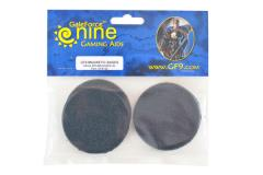 60mm Round Bases