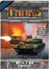 M1 VS T-64