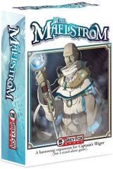 Captain's Wager - The Maelstrom Expansion